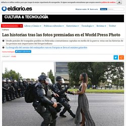 Las historias tras las fotos premiadas en el World Press Photo
