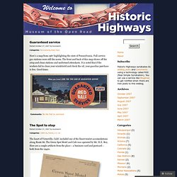 Historic Highways