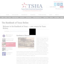 Texas State Historical Association (TSHA)