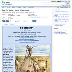 Telli.com: Sioux Tipi