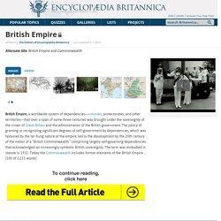 historical state, United Kingdom