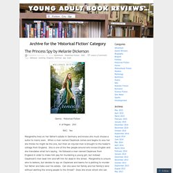 Young Adult Book Reviews