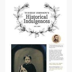 Historical Indulgences