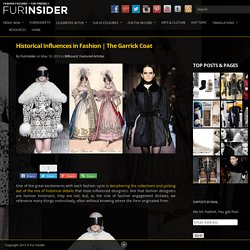 Historical Influences in Fashion