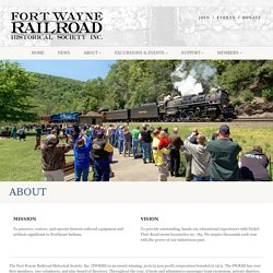 Fort Wayne Railroad Historical SocietyFort Wayne Railroad Historical Society