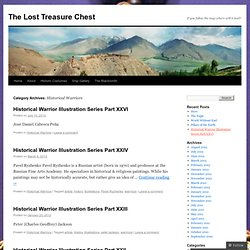 The Lost Treasure Chest