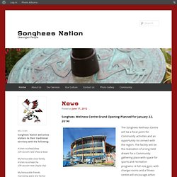 The Songhees Nation is now located in Esquimalt on Vancouver Island, 5 kilometers from Victoria, the capital of British Columbia. Historically, the original site of the Songhees Indian Reservation was located in Victoria's Inner Harbour. The main village