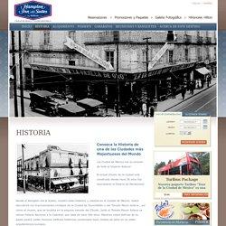 Hotel Histórico y Colonial de la Ciudad de México Hampton Inn