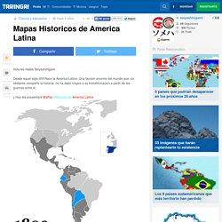 Mapas Historicos de America Latina - Taringa!