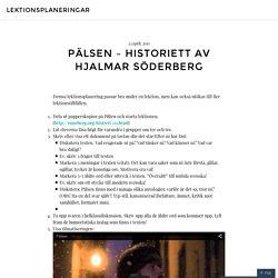 Pälsen – historiett av Hjalmar Söderberg