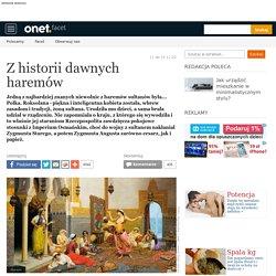 Z historii dawnych haremów - strona 1