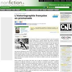 """Compte-rendu :""""historiographie française en promenade"""""""