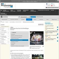 Historique des lois de la bioéthique - Lois de bioéthique : la révision 2010-2011 - Dossiers