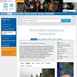 Villes fortifi es pearltrees for Chambre d hote pres de carcassonne