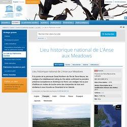 Lieu historique national de L'Anse aux Meadows