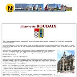 Historique de Roubaix