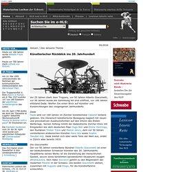Historisches Lexikon der Schweiz (HLS) - Schweizer Geschichte
