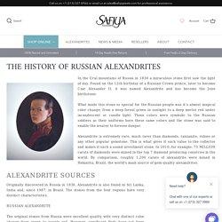 Buy Alexandrite Online
