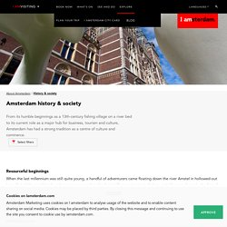 History of Amsterdam