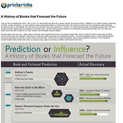 A History of Books that Forecast the Future