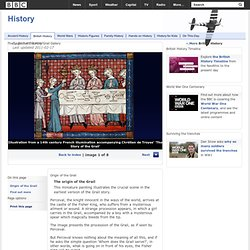 BBC - History - British History in depth: The Legend of the Holy Grail Gallery