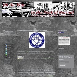A Brief History Of Cincinnati Occulture