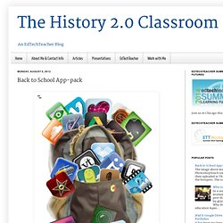 Back to School App-pack