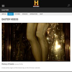 History of Easter Video - Easter