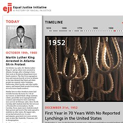 A History of Racial Injustice - Equal Justice Initiative
