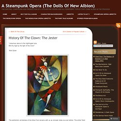 A Steampunk Opera (The Dolls Of New Albion)