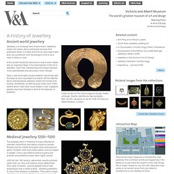 A History of Jewellery