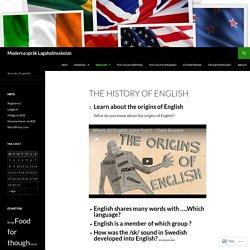 Moderna språk Lagaholmsskolan