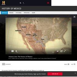 History of Mexico - Mexico