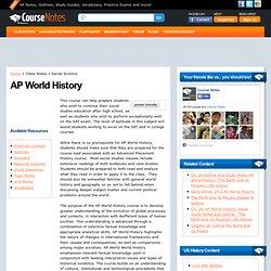 WHAP History