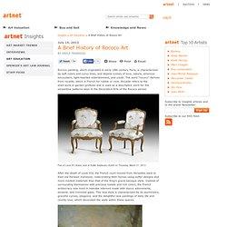 A Brief History of Rococo Art: Rococo painting — artnet Insights