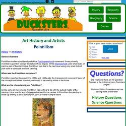 History: Pointillism Art for Kids