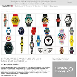 History - Swatch® France