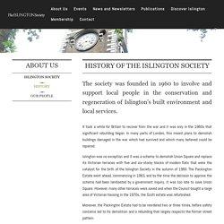 The Islington Society