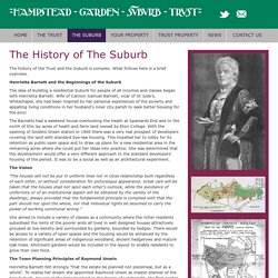 History of The Suburb