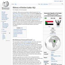 History of Sudan (1969–85)