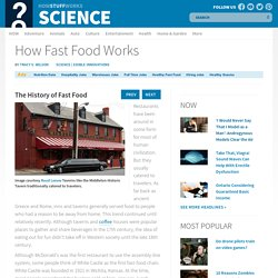 """The History of Fast Food"""""""