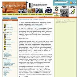 the Free Online Encyclopedia of Washington State History