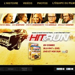 Hit and Run | Site Officiel du Film | Au cinéma le 29 août 2012