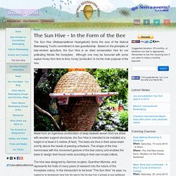 The Sun Hive - In the Form of the Bee