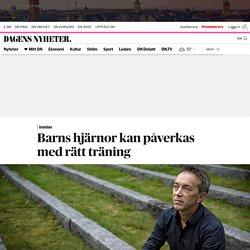 """""""Grit"""": Barns hjärnor kan påverkas - Torkel Klingberg """"Hjärna, gener och jävlar anamma"""""""