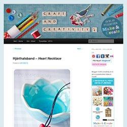 Hjärthalsband – Heart Necklace