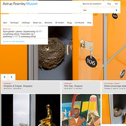 Astrup Fearnley Museum of Modern Art - Home More than 6000 'likes' the museum on Facebook