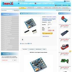 HMC5883L 3-Axis Digital Compass Module - emartee.com
