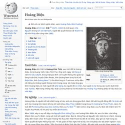 Hoàng Diệu – Wikipedia tiếng Việt