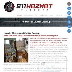 Hoarder Cleanup Services San Jose - 911 Hazmat Cleanup
